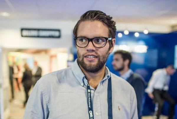 Brand Coordinator Rune Hagelin