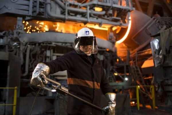 Steel Production at Liberty UK